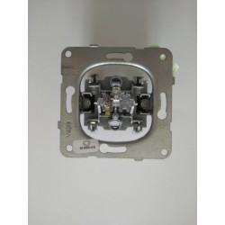 Přístroj vypínače č.6+6 Schrack