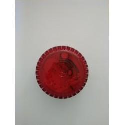 maják Solex 10 červený