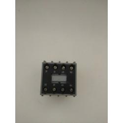 Pomocný kontakt Telemecanique LA1-D04