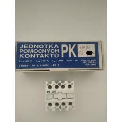 Pomocný kontakt PK 22E