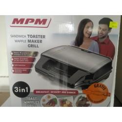 MPM MOP 23 M sendvičovač 3v1