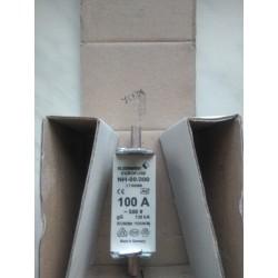 Pojistka nožová NH/000 100A gG