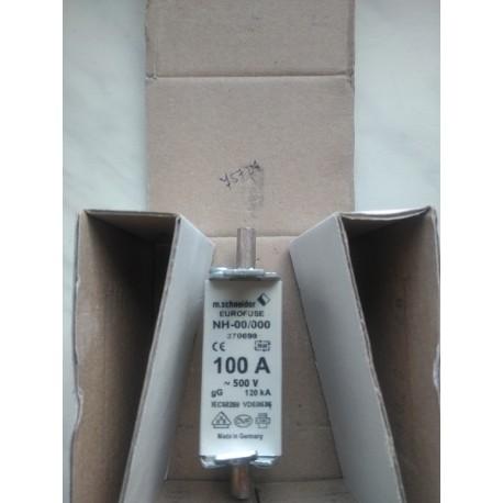 Pojistka nožová NV1 C 63A gG
