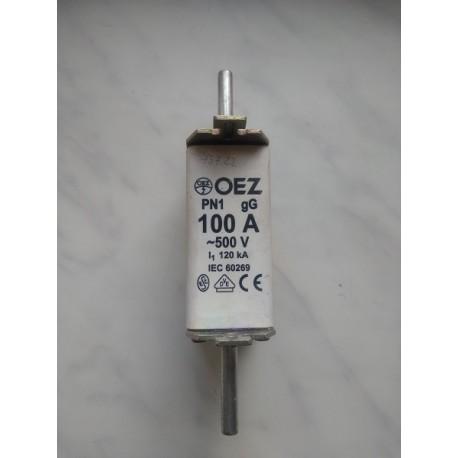 Pojistka nožová PN000 10A gG/gL