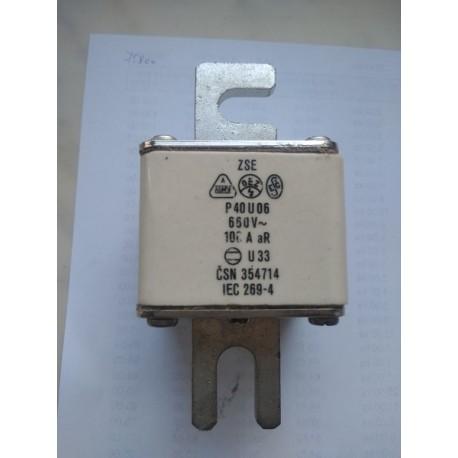 Pojistka nožová PN1 100A gG
