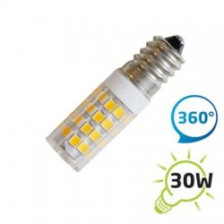 Žárovka LED 3,5W/E14 DVZLED teplá bílá