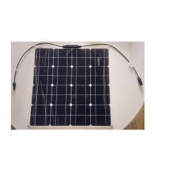 Fotovoltaický přenosný solární panel 50W