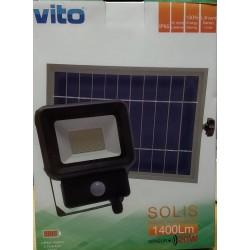 Reflektor solární SOLIS-20W 6000K