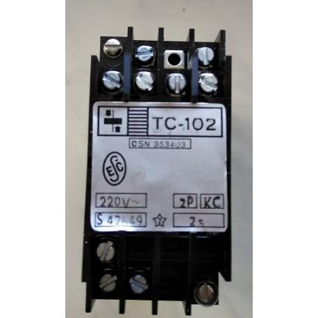 Relé TC-102