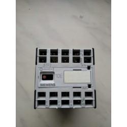 Stykač 4-pólový 24VDC 4A NO x4 Siemens